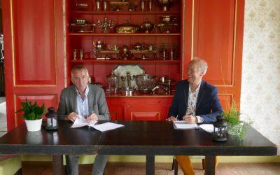 Hernieuwde samenwerking Grand Café Borg Nienoord en Museum Nienoord