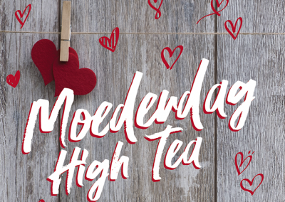 9 mei 2021 – Moederdag High Tea