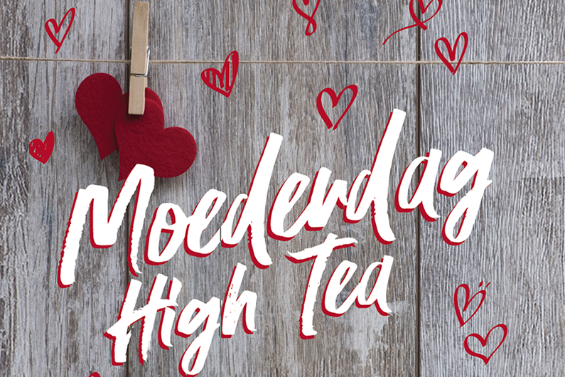 8 mei 2022 – Moederdag High Tea